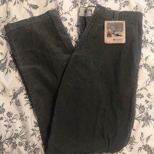 Columbia Corduroy Men's Pants